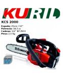 MOTOSIERRA KURIL KCS2000